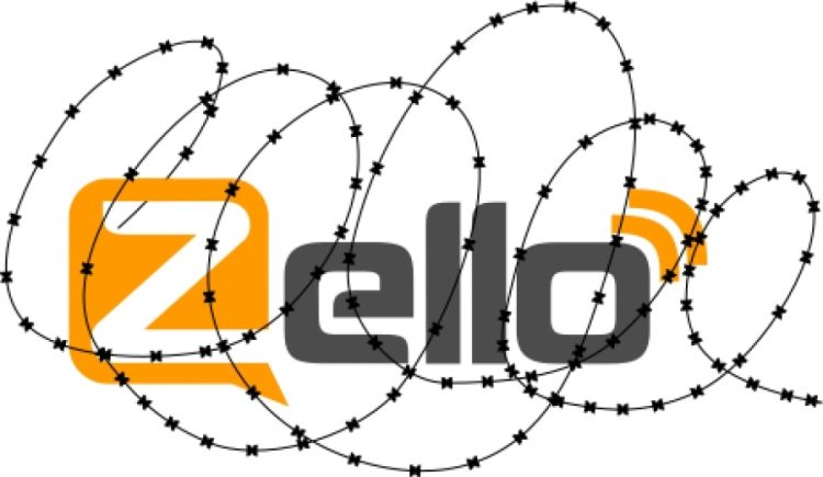 Zello-block