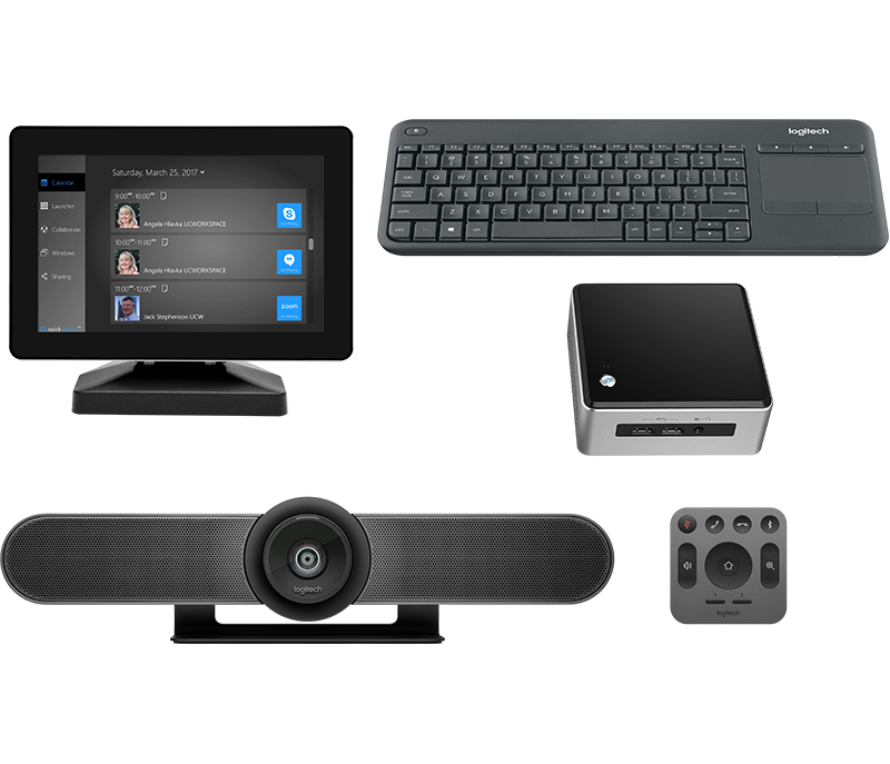 logitech-meetup-kits-with-intel-nuc