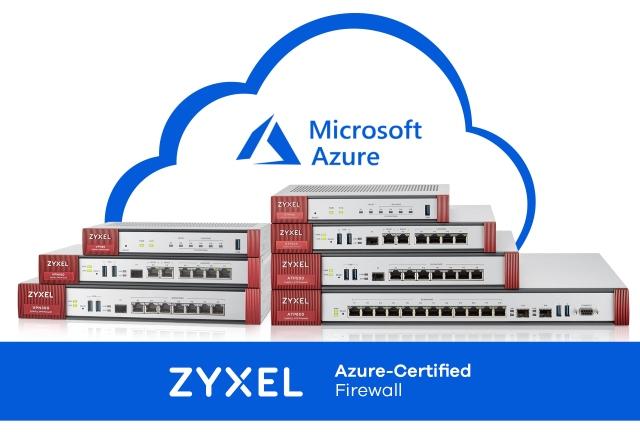 Zyxel-Microsoft-Azure